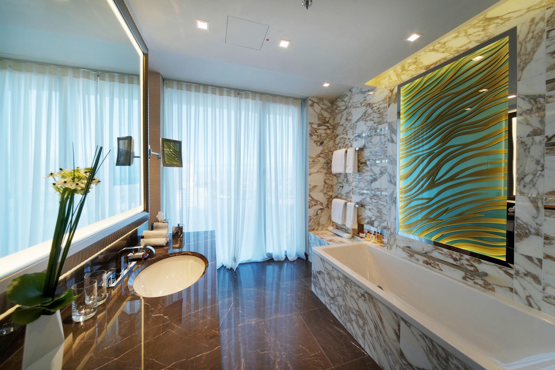 Waldorf astoria style hits berlin for Design hotel waldorf