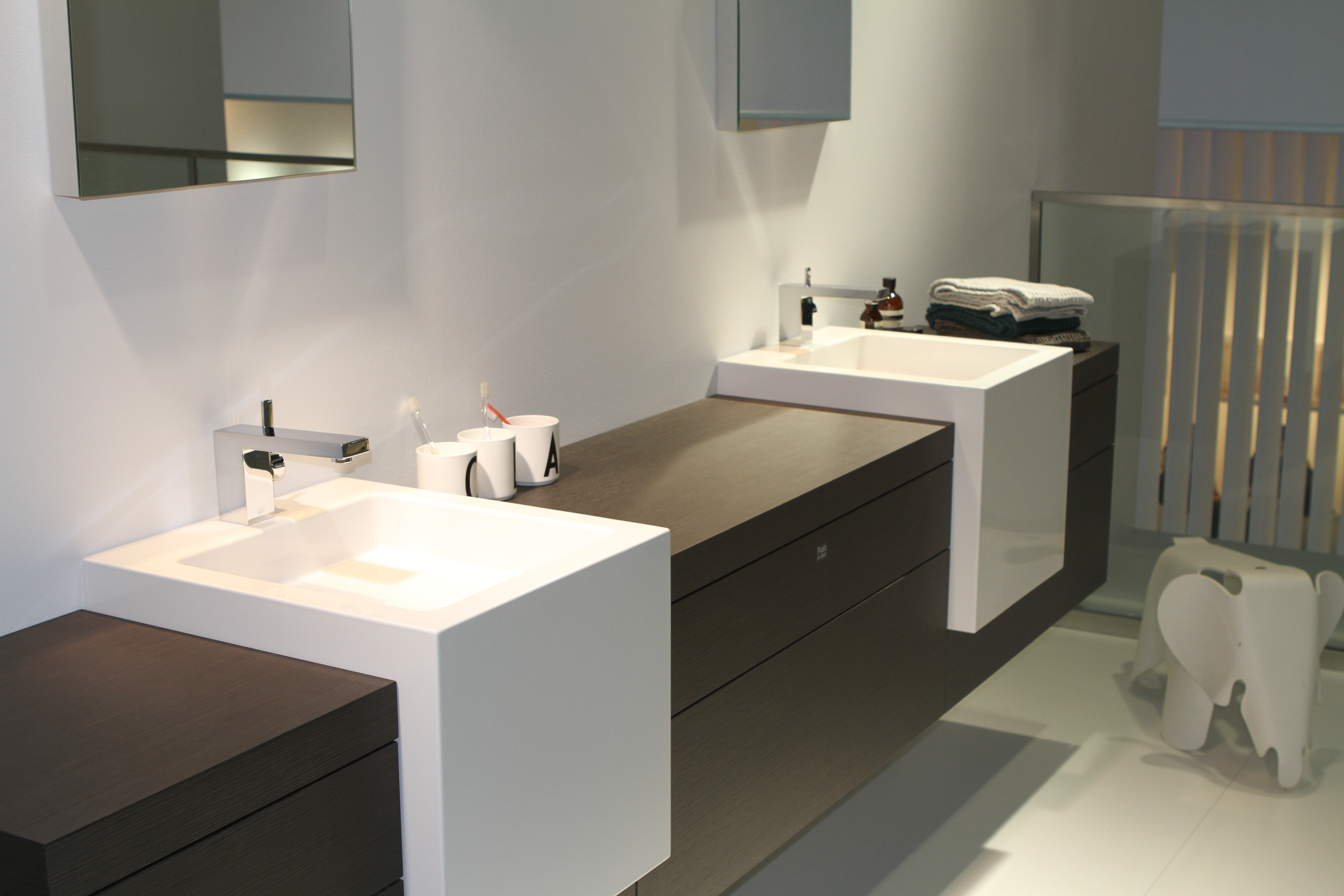 Cibo uber 1200 wall hung vanity from reece - Cabinet From Reece Bathroom Pinterest Cabinets Vanity Units And