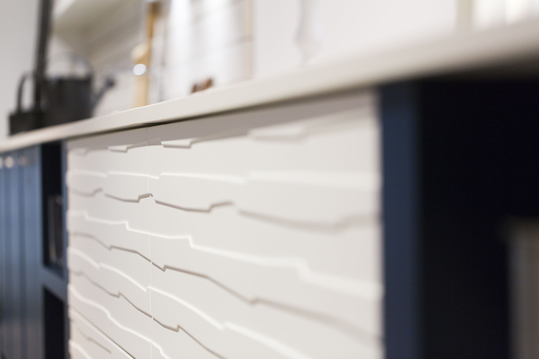 Designer front panels from Hacker - The Kitchen and Bathroom Blog   {Häcker küchen fronten 70}