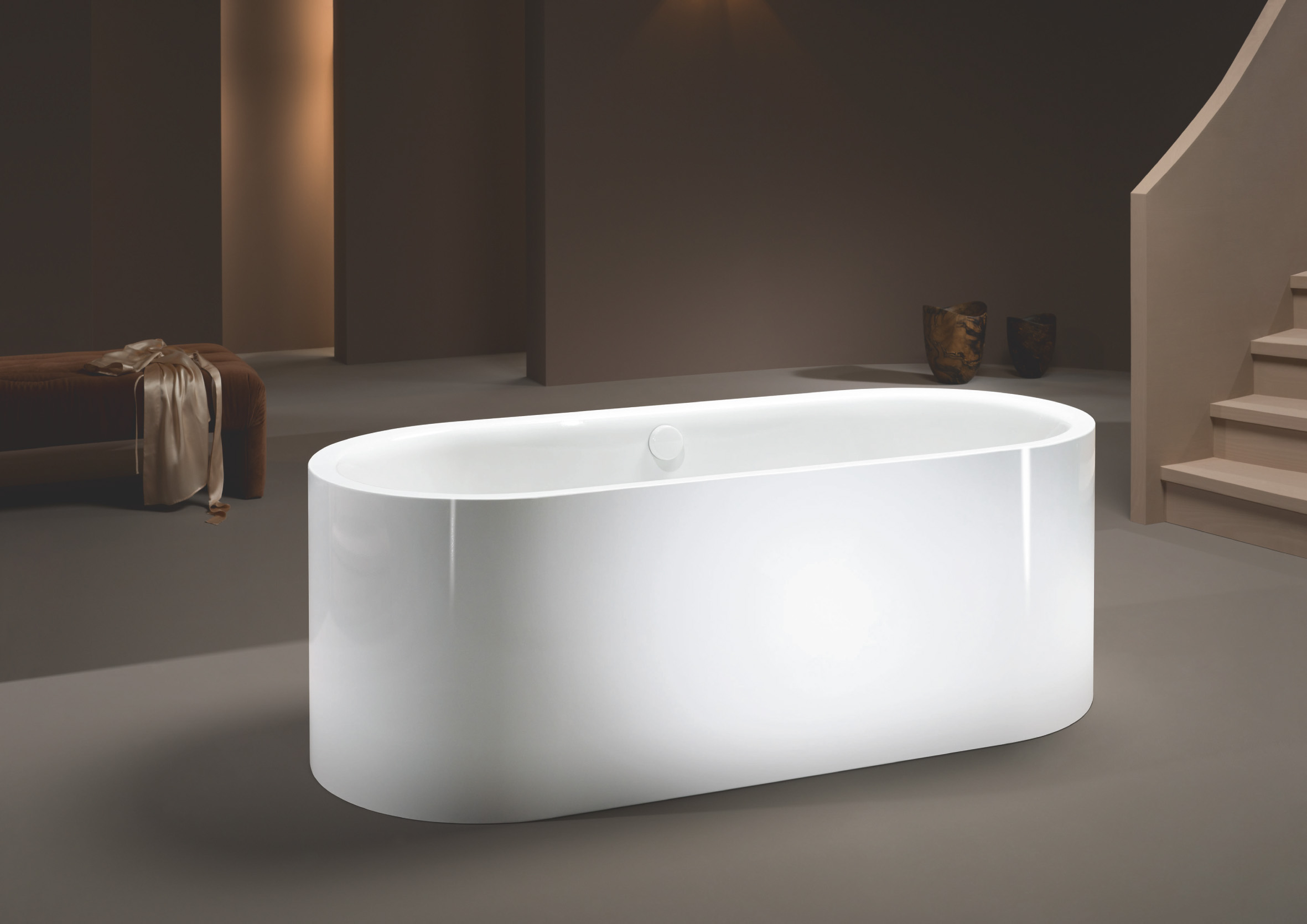 kaldewei presents new masterpieces premium range the kitchen and bathroom blog. Black Bedroom Furniture Sets. Home Design Ideas