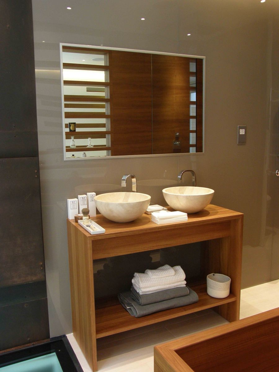 bespoke bathroom furniture from william garvey