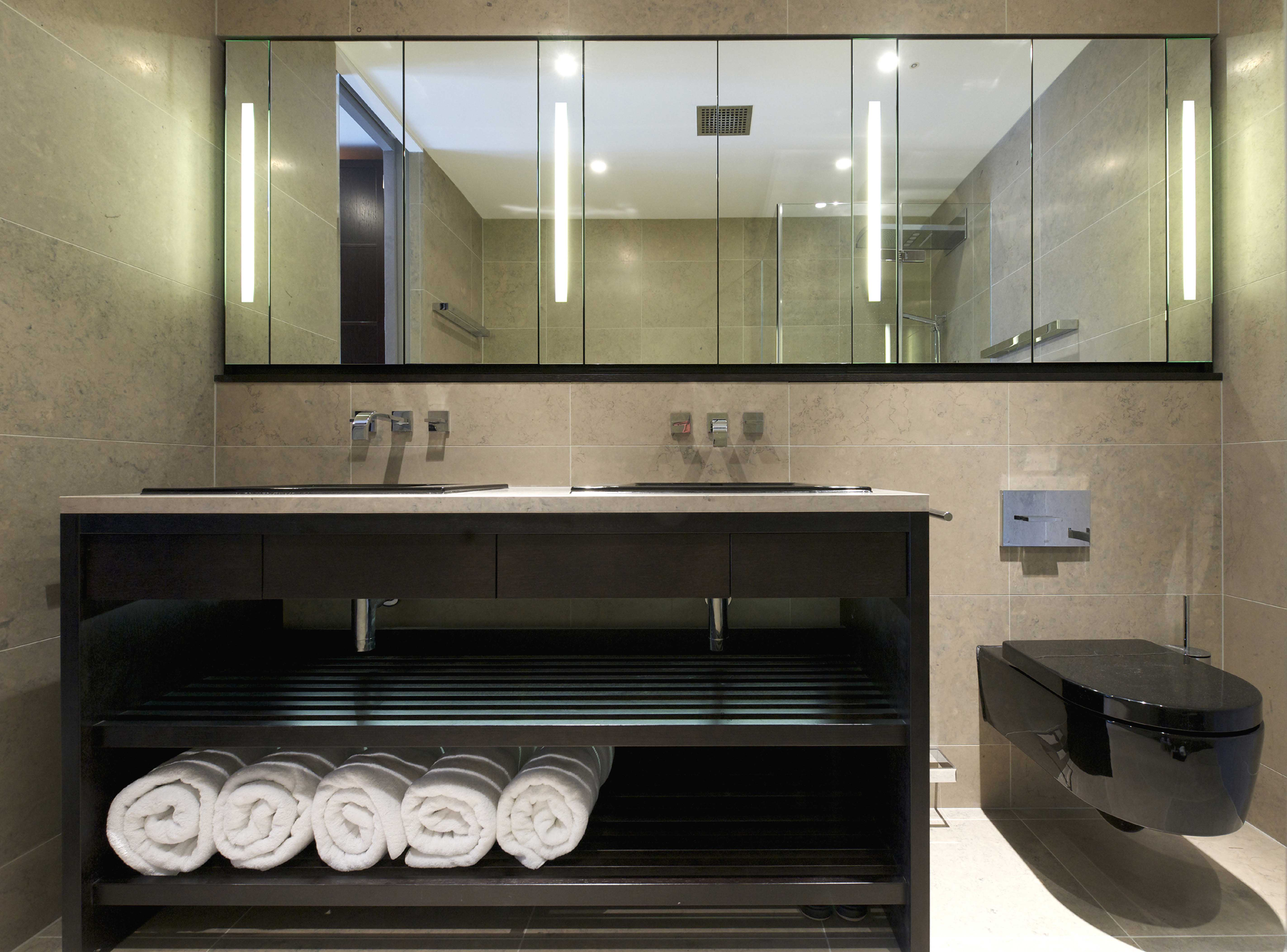 lit bathroom cabinets with sandblasted mirrored cabinets low res