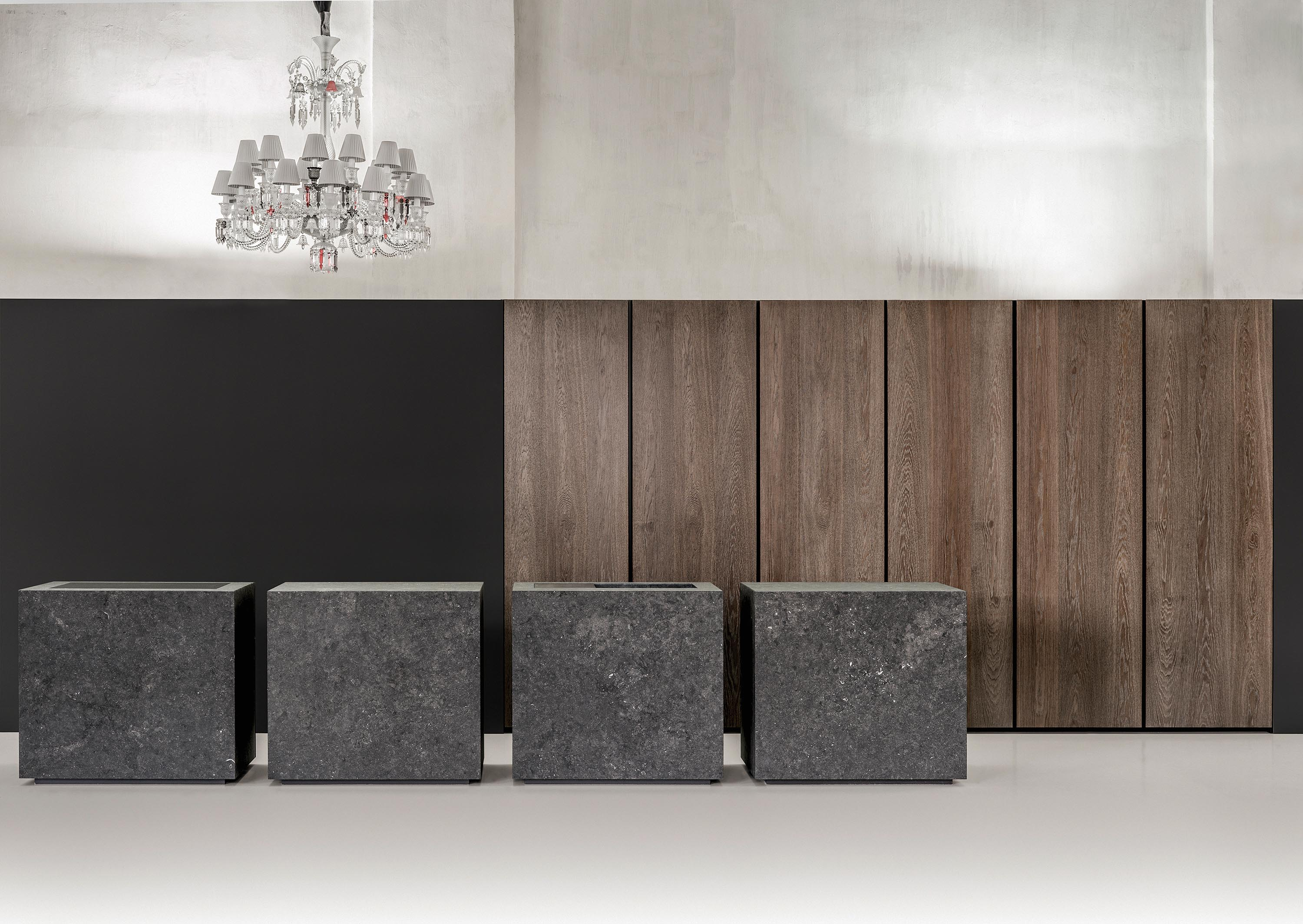 Rock by martin steininger and alberto minotti the for Minotti kitchen