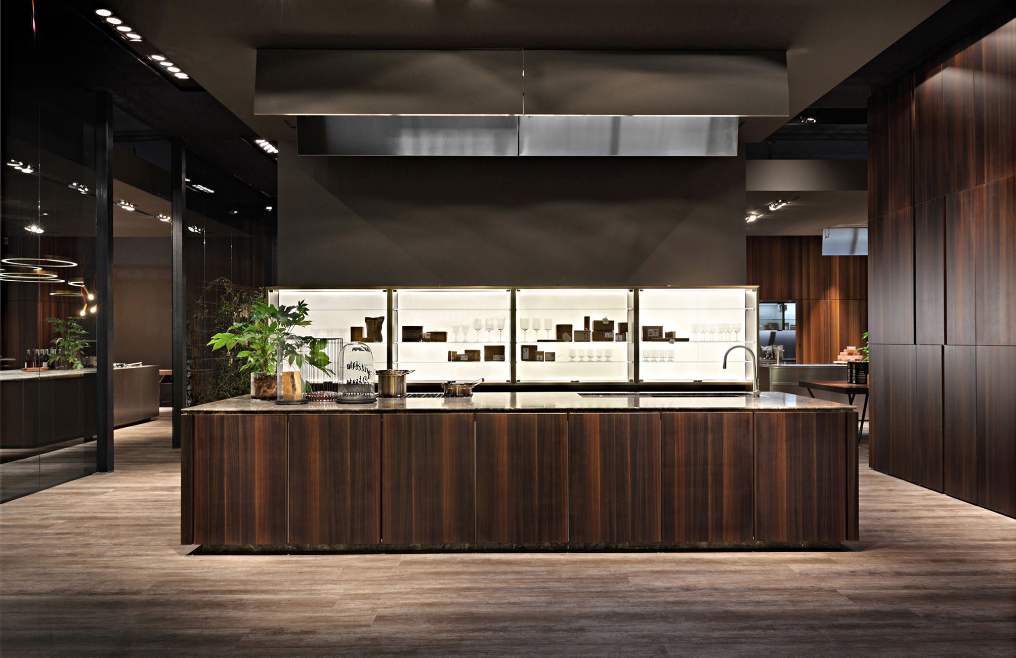 Rossana w75 kitchen system the kitchen and bathroom blog - Italian kitchen cabinets manufacturers ...