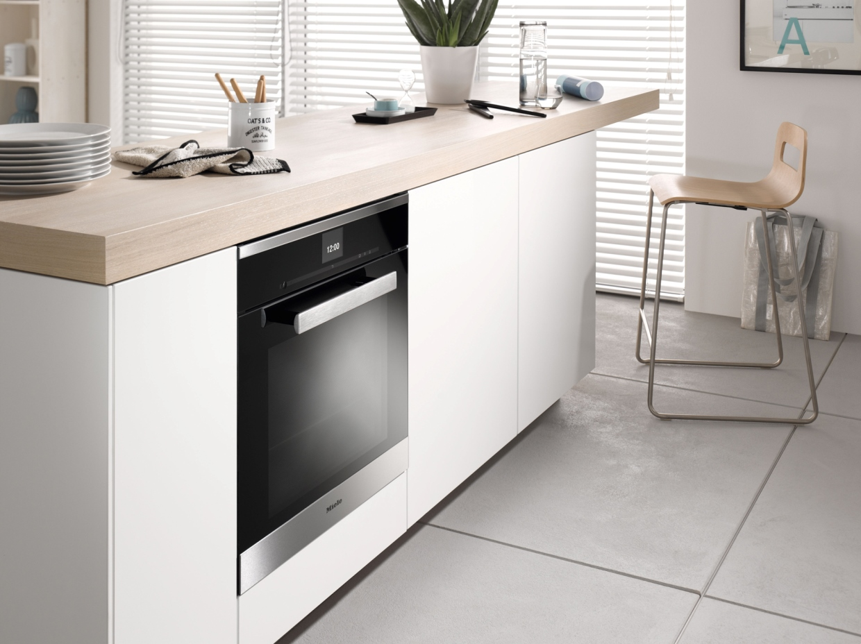 Miele Ovens And Cooktops ~ New miele dgc xxl steam combi oven