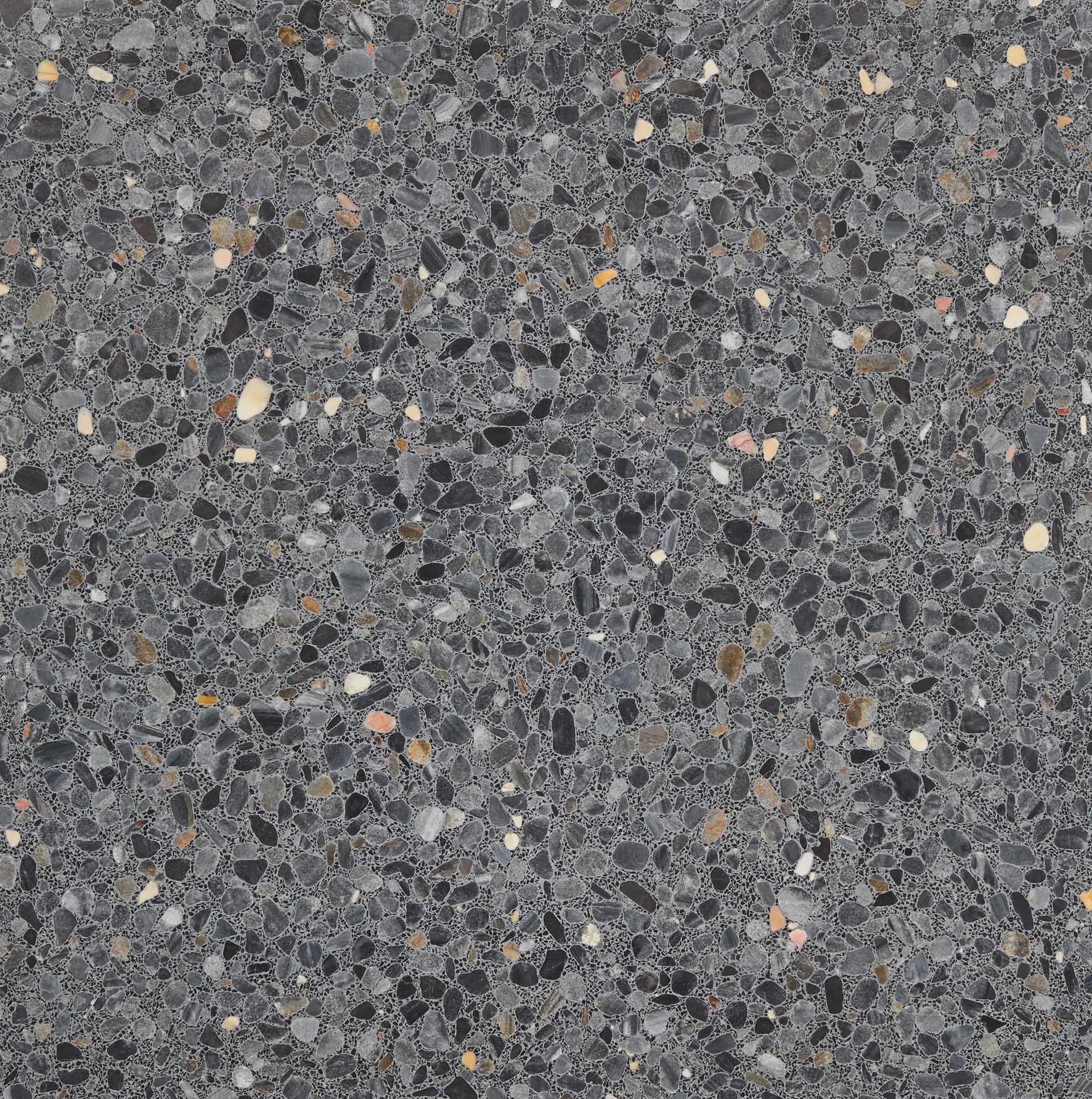 fossil terrazzo from fibonacci stone