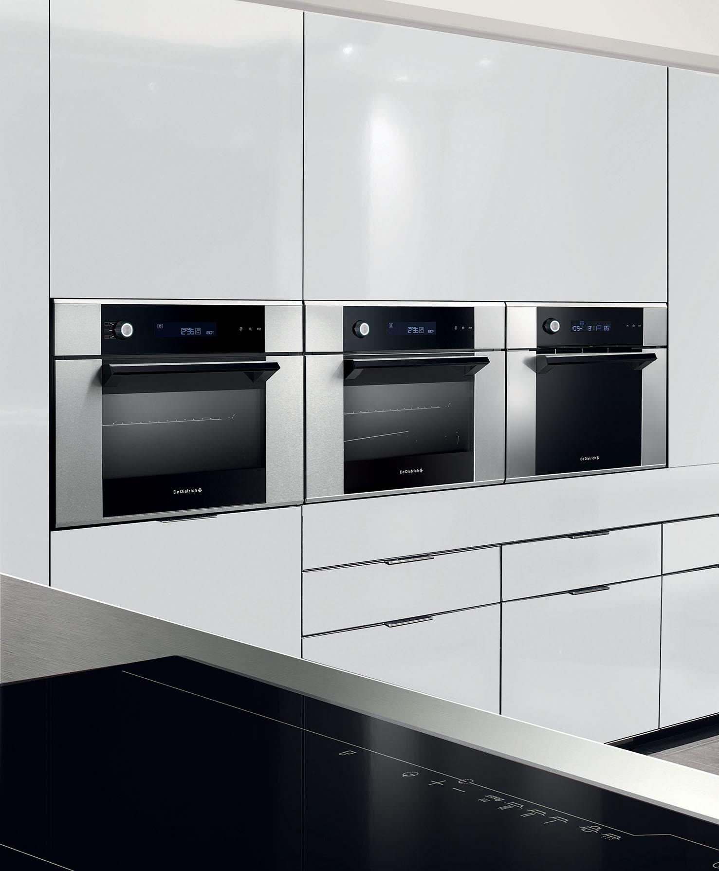 De Dietrich Platinum Steam Oven  