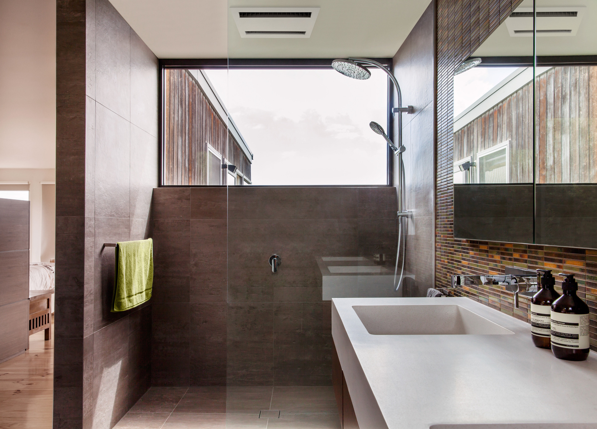White ixl tastic neo single bathroom 3 in 1 heater exhaust and led - 72dpi 62005ece96 Tastic Neo Module_adele Bates Design Capeschank