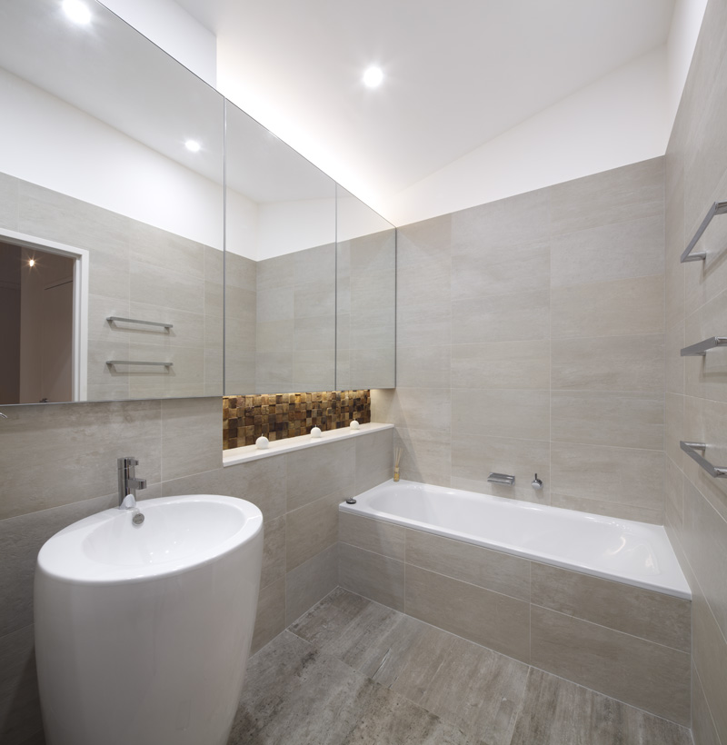 Hia csr australian kitchen bathroom awards for Australian small bathroom design