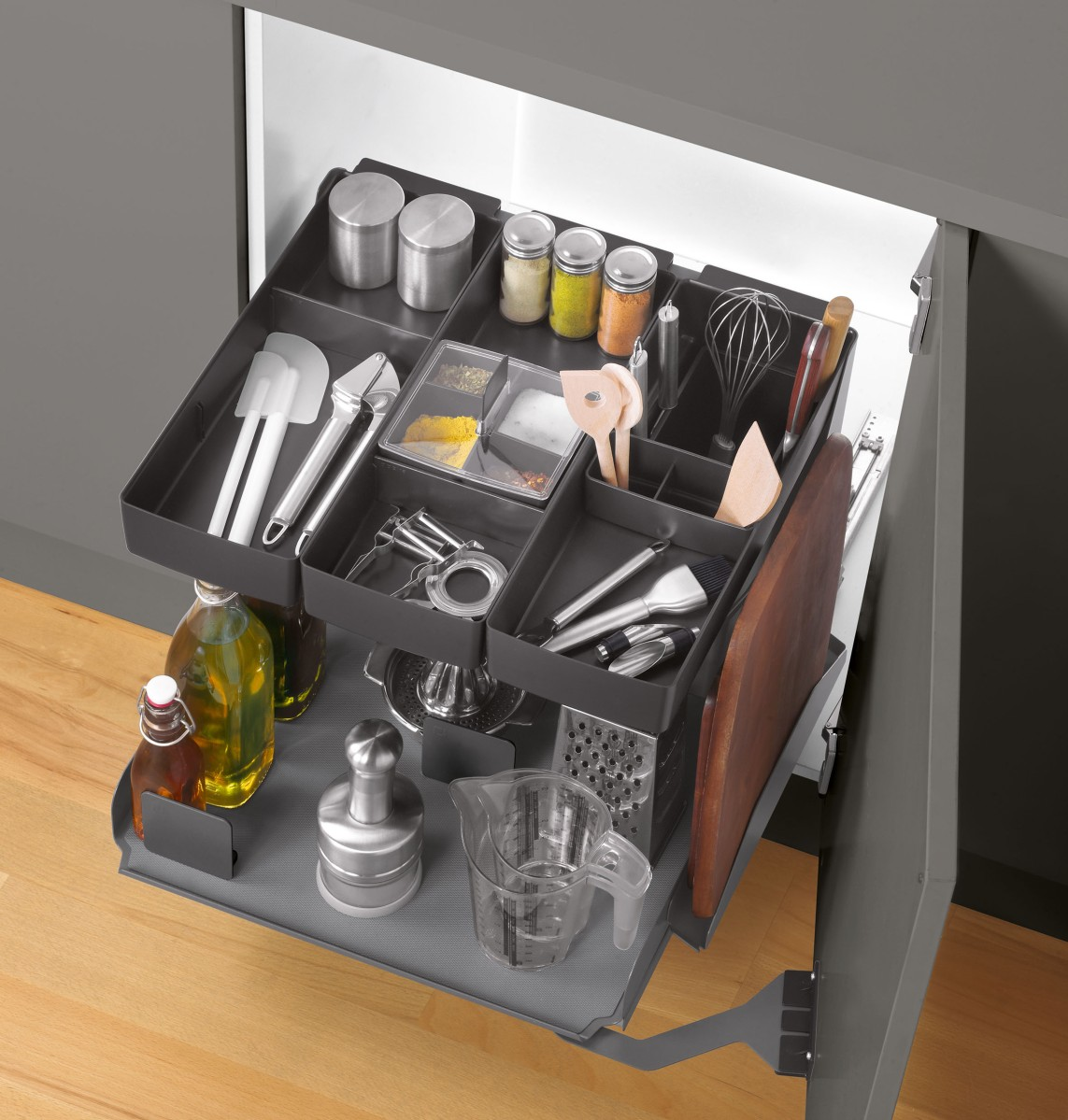 Kitchen Tower From Peka Systems